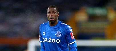 Everton Injury Blow As Abdoulaye Doucoure Faces Spell Out With Broken Foot
