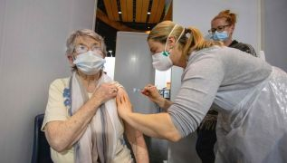 Booster Vaccine Rollout For Over-60S To Begin In November