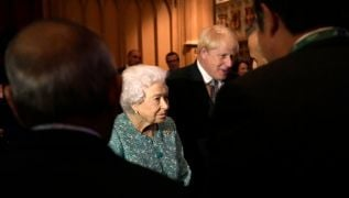 Boris Johnson To Attend Armagh Service Marking Partition Centenary