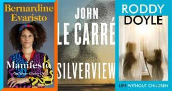 Five New Books To Read, Including John Le Carré And Roddy Doyle