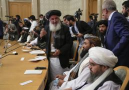 Russia Hosts Talks Aimed At Stabilising Afghanistan Under The Taliban