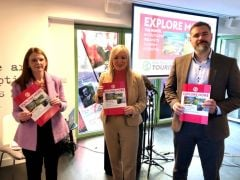 Sinn Féin Claims Ni Destinations Excluded From Irish Tourism Initiatives