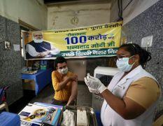 India Passes One Billion Covid Vaccine Doses Milestone