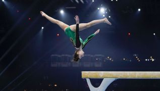 Slevin Breaks Top 20 In All-Around Final At World Gymnastics Championships