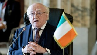 Government Defends President Higgins' Decision To Avoid Centenary Ceremony In The North