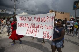 Haitian Gang Leader Threatens To Kill Kidnapped Missionaries