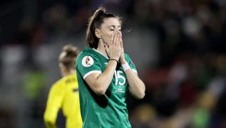 Republic Of Ireland Suffer World Cup Qualifier Defeat To Sweden