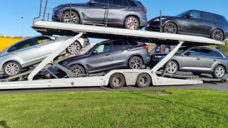 Cab Seize 11 Vehicles During Tipperary Operation