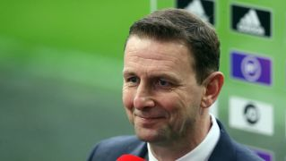 Ian Baraclough In Northern Ireland Talks After Board Opts To Extend His Contract