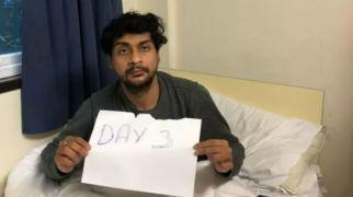 Asylum Seeker Ends Hunger Strike Following Assurances He Would Not Be Deported