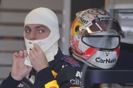 Max Verstappen Labels Lewis Hamilton 'Stupid Idiot' As Pair Clash Again In Texas