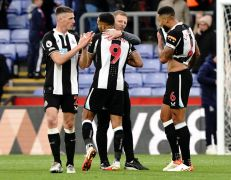 Callum Wilson Goal Forces Draw For Managerless Newcastle At Crystal Palace