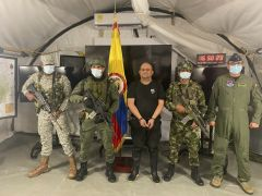 Colombia's Most Wanted Drug Trafficker Arrested Following Decade On Run
