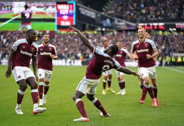 Roscommon Herald — Michail Antonio fires West Ham to victory over Tottenham