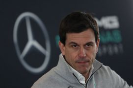 Toto Wolff Wants Mercedes To 'Push And Push' To Boost Lewis Hamilton's Title Bid