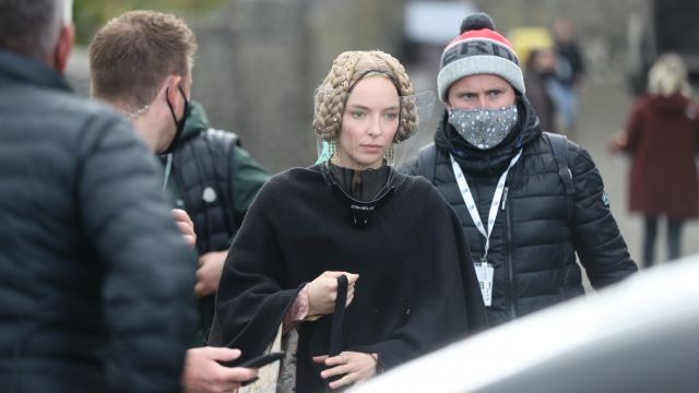 Film Stars In Tipperary: Jodie Comer And Adam Driver Behind The Scenes