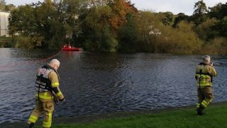 Six People Rescued From River Liffey By Dublin Fire Brigade