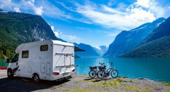 Irish Campsite And Caravan Parks Far From Full Despite 'Staycation' Summer