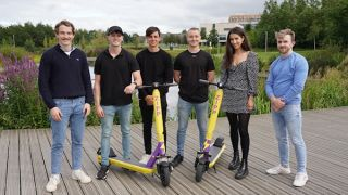 Irish E-Scooter Start-Up Approved For Uk Trials
