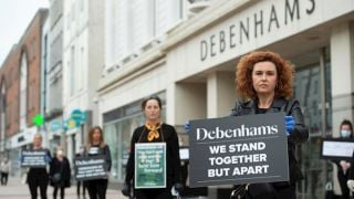 Debenhams Workers Prepare To Mark 150 Days On Picket As They Reject €1M Offer