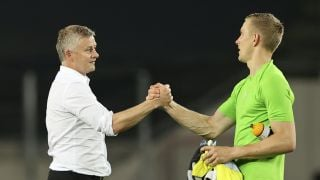 Solskjaer Determined To Lead United To Europa League Final