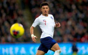Jadon Sancho Focusing On Euro 2020 Amid Talk Over His Club Future
