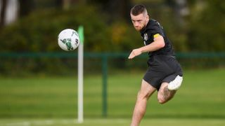 Jack Byrne Included In 25-Man Ireland Squad For Euro Play-Off
