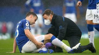 Seamus Coleman Suffers Injury Ahead Of Euro Play-Off