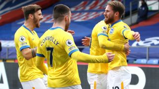 Alexis Mac Allister Strikes Late To Snatch Brighton Point At Crystal Palace