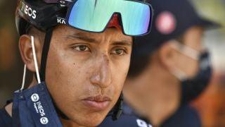 Reigning Champion Egan Bernal Withdraws From Tour De France