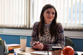 Irish Comedian Aisling Bea Gears Up For Hosting Have I Got News For You