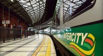 Irish Rail Operational Revenues Take 50% Hit For 2020