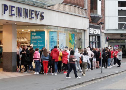 Penneys To Operate 24/7 At Two Stores In Lead Up To Christmas