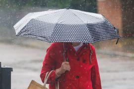 Met Éireann Issues 'Thundery' Rain Warning For Three Counties