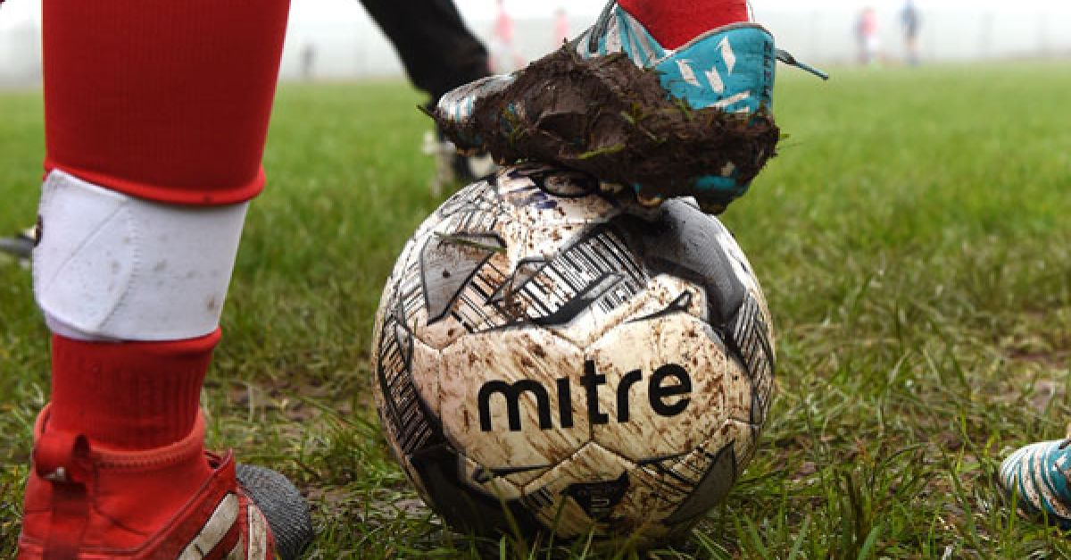 Minor football game abandoned due to 'racially motivated' incident