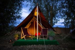 Luxury VIP Camping Deals
