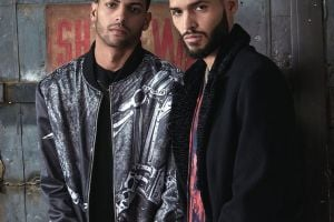 The Martinez Brothers at #EMF2017!