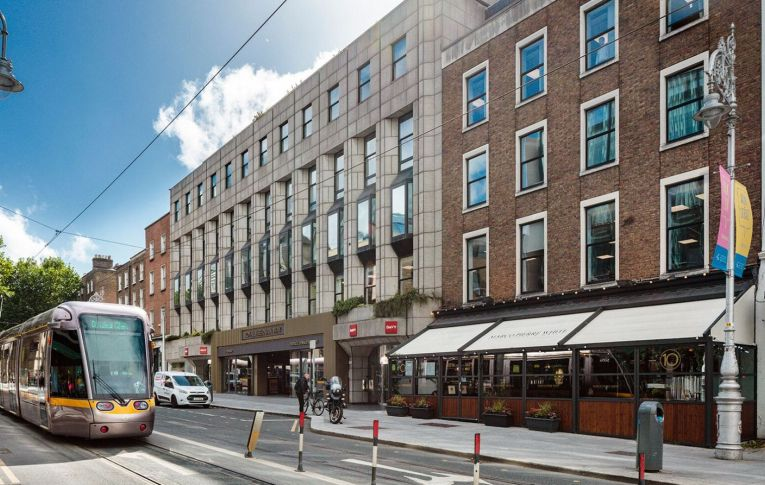 Offers of over €80m sought for Royal Hibernian Way