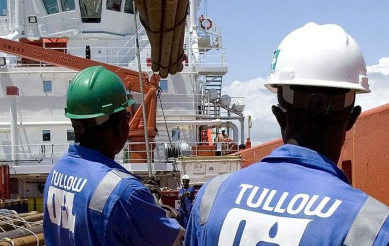 Tullow Oil finds itself over a barrel after epic setback