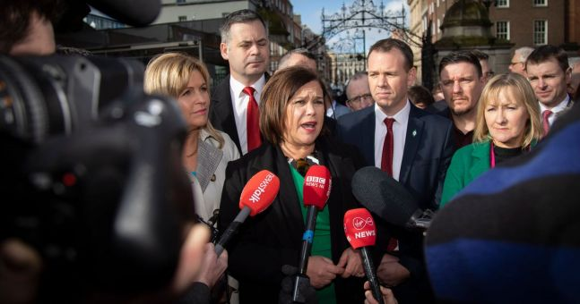 Don't panic, Sinn Féin's bark is worse than its bite | Business Post