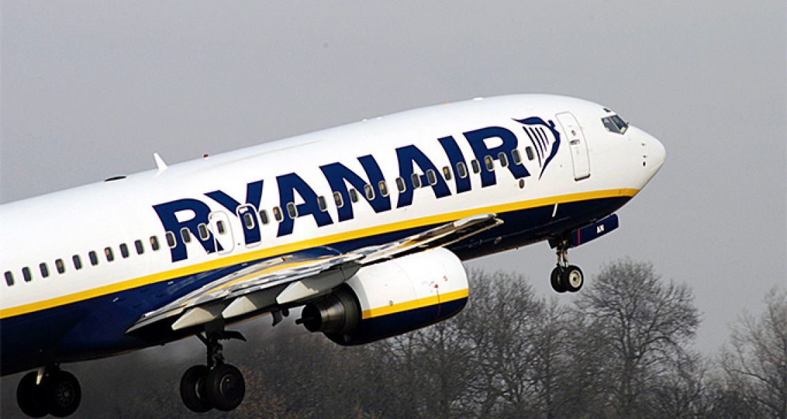 ryanair to usa