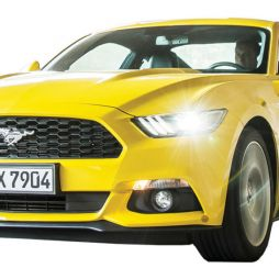 Motoring: The new Mustang is a social animal
