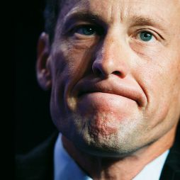 Lance Armstrong: From yellow jersey to yellow streak