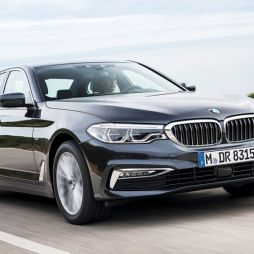 New BMW 5 Series is the business