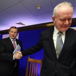 Michael Brennan: 'McGuinness exit leaves a huge gap at the heart of Sinn Féin'