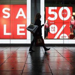 UK sales slump a signal that Brexit biting?