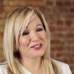 Michelle O'Neill announced as SF's new leader in North