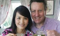 Bags of success for Lily's Tea Shop couple