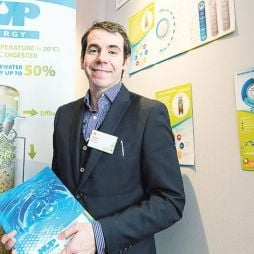 NVP Energy surges ahead with €10m water treatment investment
