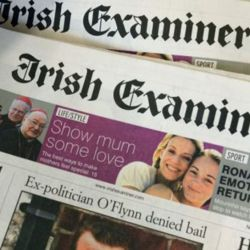 Irish Times may bid for Examiner